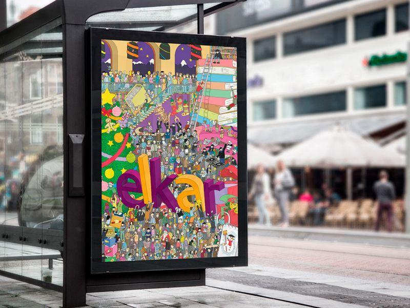 Ventajas de hacer publicidad con carteles