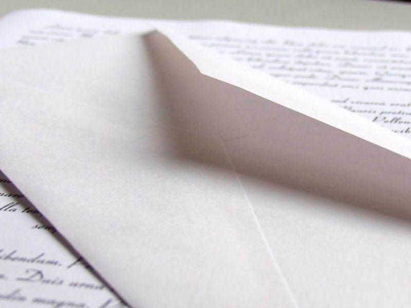 ¿Es delito abrir las cartas del vecino?